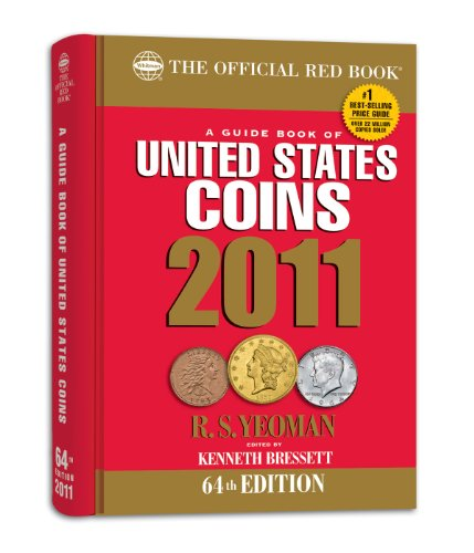 9780794831523: A Guide Book of United States Coins 2011: The Official Red Book (Guide Book of United States Coins (Hardcover Hidden Wiro)) (Official Red Book: A Guide Book of United States Coins (Spiral))