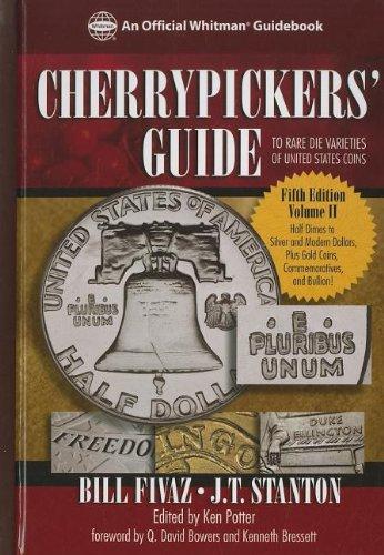 9780794832391: Cherrypickers' Guide to Rare die Varieties of United States Coins, Volume II