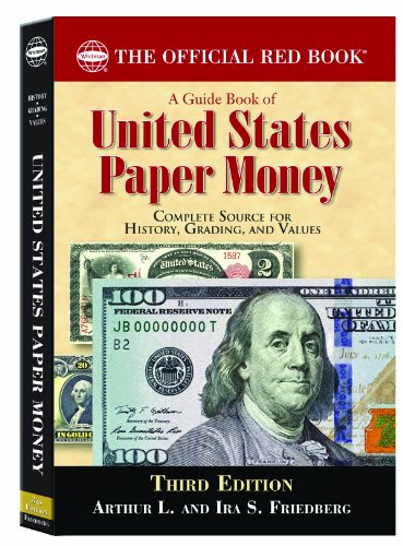A Guide Book of United States Paper: Arthur L. Friedberg;