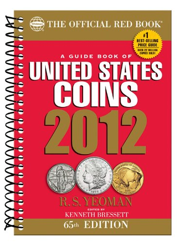 9780794833497: 2012 Guide Book of United States Coins: Red Book (The Official Red Book)
