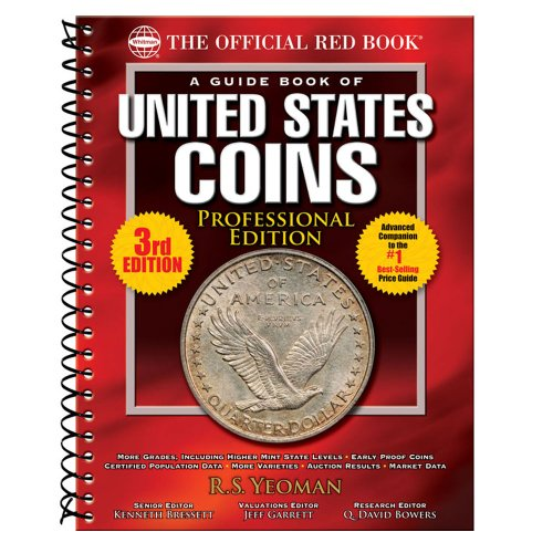 9780794833534: A Guide Book of United States Coins