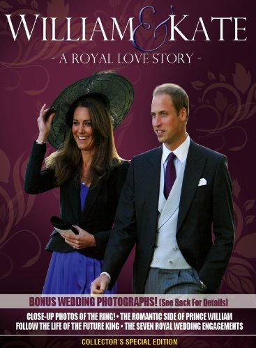 9780794833916: William & Kate: A Royal Love Story [With Bonus Picture]