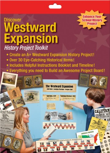 9780794835897: Discover Westward Expansion: History Project Toolkit