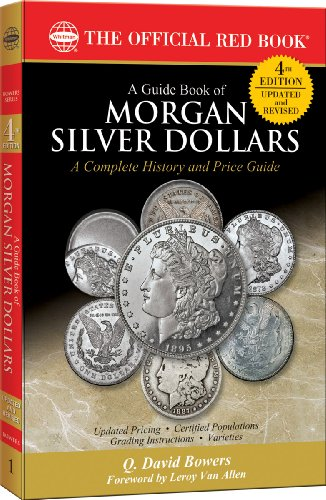 9780794836856: A Guide Book of Morgan Silver Dollars (Official Red Book)