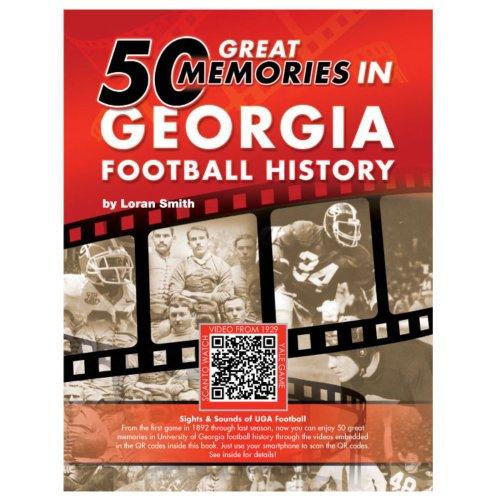 9780794837235: 50 Great Memories in Georgia Football History