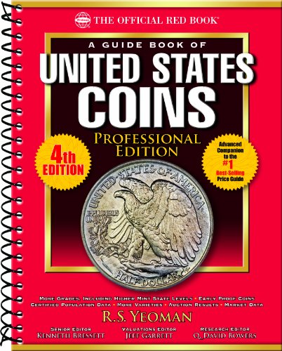 9780794837365: A Guide Book of U.S. Coins Professional Edition