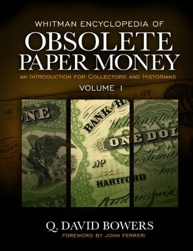9780794839390: Whitman Encyclopedia of Obsolete Paper Money, Volume 1