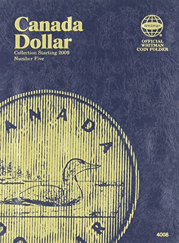 9780794840082: Canadian Dollar Folder #4, Starting 2009