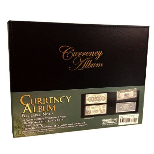 9780794840402: Currency Album for Large Notes