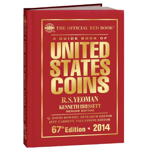 9780794841782: A Guidebook of United States Coins 2014: The Official Red Book