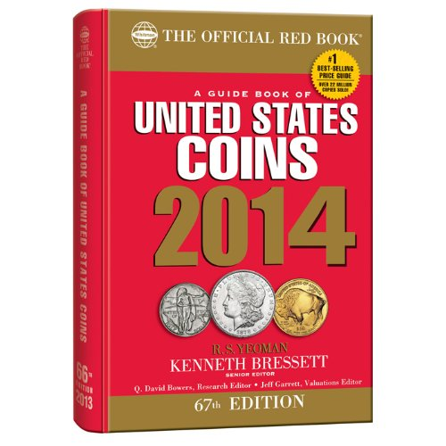 9780794841836: A Guidbook of United States Coins 2014: The Official Red Book (Guide Book of United States Coins (Cloth Spiral))