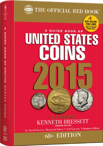 9780794842178: A Guide Book of United States Coins 2015: The Official Red Book Hardcover Spiral