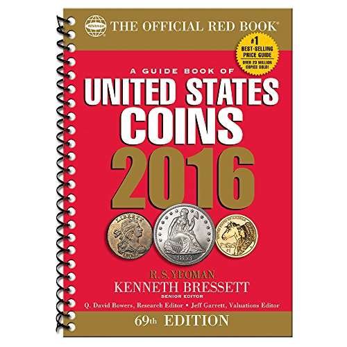 9780794843045: A Guide Book of United States Coins 2016: The Official Red Book