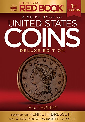 9780794843076: A Guide Book of United States Coins Deluxe Edition