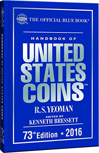 9780794843113: Handbook of United States Coins 2016: The Official Blue Book