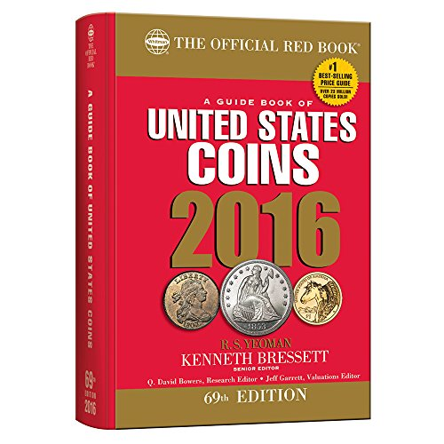 9780794843199: A Guide Book of United States Coins 2016: The Official Red Book