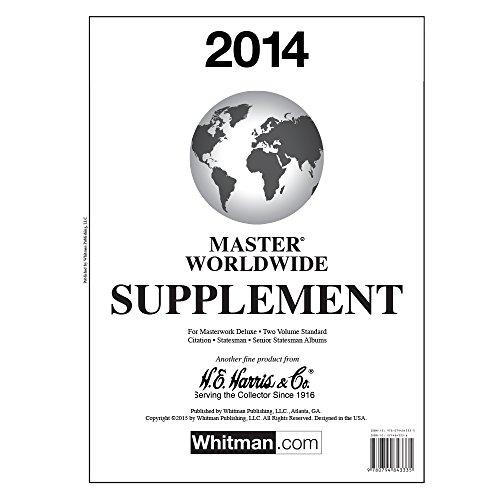 9780794843335: 2015 Master Worldwide Supplement