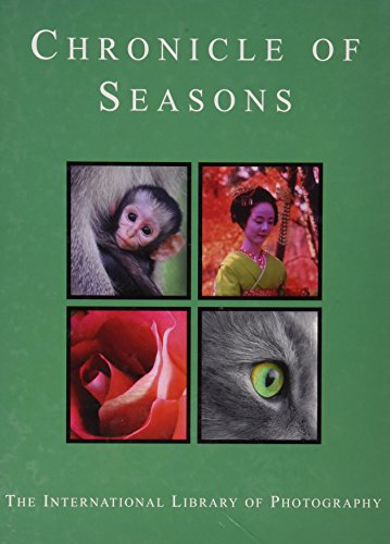 Chronicle of Seasons: Laura R. Cohen,