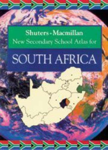 Shuters-Macmillan New Secondary School Atlas for South