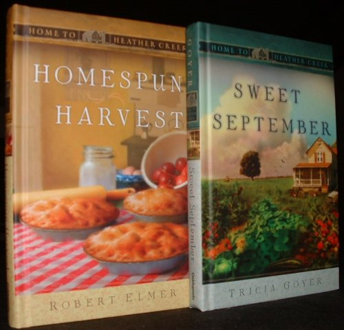 9780796821249: Guideposts Home to Heather Creek Series (Sweet September, Homespun Harvest)