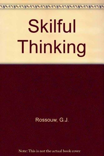 9780796915924: Skilful Thinking
