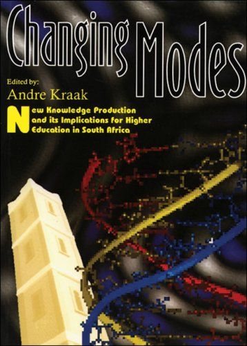 9780796919601: Changing Modes: New Knowledge Production and Its Implications for Higher Education in South Africa