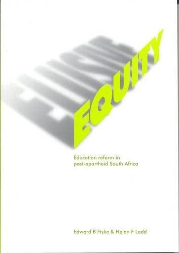 Elusive Equity (0796921091) by Ladd, Helen F.; Fiske, Edward B.; Ladd, Helen F.; Fiske, Edward B.; Ladd, Helen F.; Fiske, Edward B.; Ladd, Helen F.; Fiske, Edward B.; Ladd,...