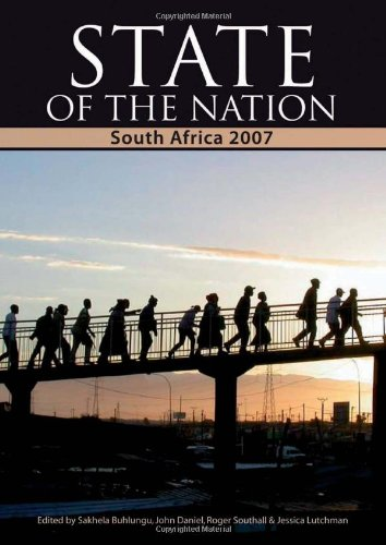9780796921666: State of the Nation: South Africa 2007