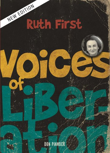 9780796923592: Ruth First: Voices of Liberation