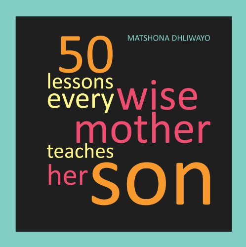 9780797448186: 50 Lessons Every Wise Mother Teaches Her Son