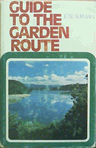 Guide to the Garden Route: Burman Jose