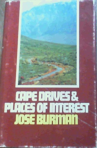 Cape Drives and Places of Interest: Burman, Jose