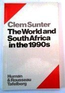 9780798121774: The world and South Africa in the 1990s