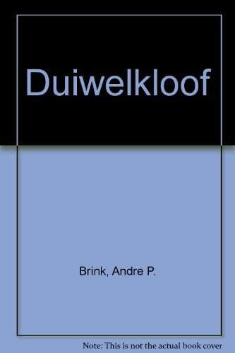 Duiwelkloof: Brink, Andre P.