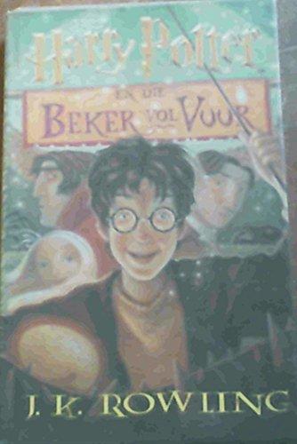 9780798141031: Harry Potter En Die Beker Vol Vuur
