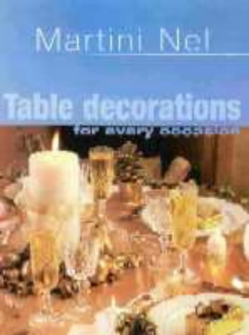 9780798141536: Table Decorations for Every Occasion