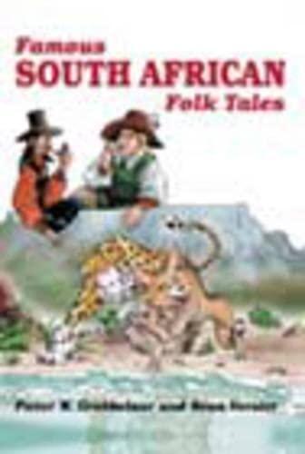 Famous South African Folk Tales: Pieter W. Grobbelaar
