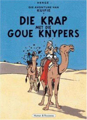 9780798145510: Die Avonture Van Kuifie: Die Krap Met Die Goue Knypers