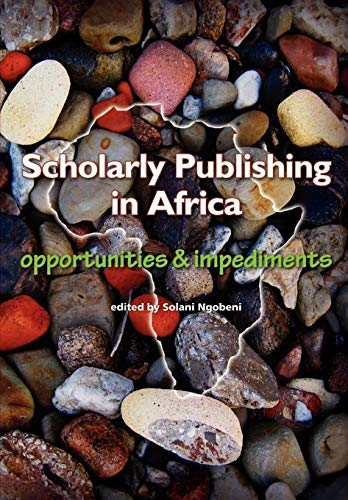 Scholarly Publishing in Africa Opportun