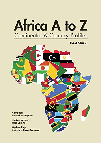 9780798303446: Africa A to Z: Continental and Country Profiles. Third Edition