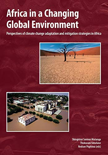 9780798303750: Africa in a Changing Global Environment. Perspectives of Climate Change Adaptation and Mitigation Strategies in Africa
