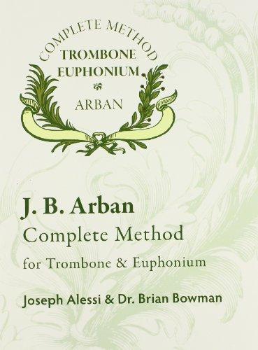 9780800004019: 9175 - J. B. Arban Complete Method Trombone Euphonium