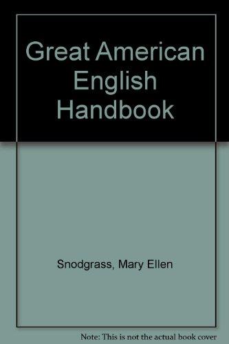 ISBN 9780800024260 product image for Great American English Handbook [Hardcover] | upcitemdb.com
