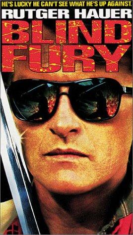 9780800102265: Blind Fury [VHS]