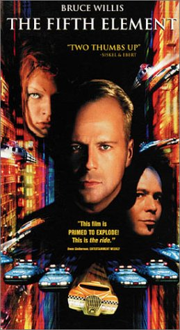 9780800103101: Fifth Element [VHS]