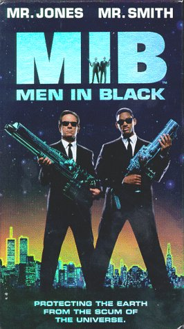 9780800103675: Men in Black [VHS]