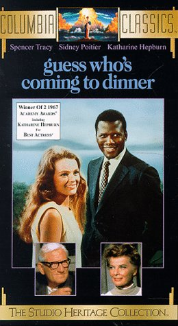 9780800104795: Guess Who's Coming to Dinner [VHS]