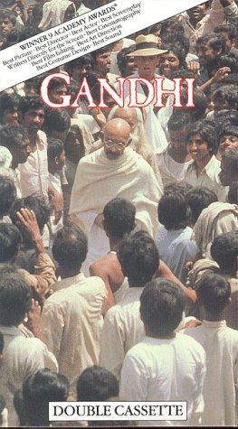9780800105143: Gandhi [VHS]