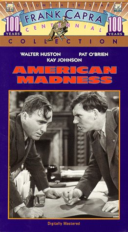 9780800114046: American Madness [VHS]