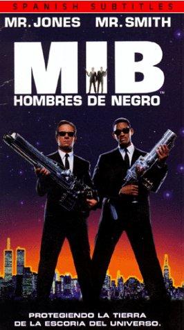9780800115487: Men in Black [VHS]
